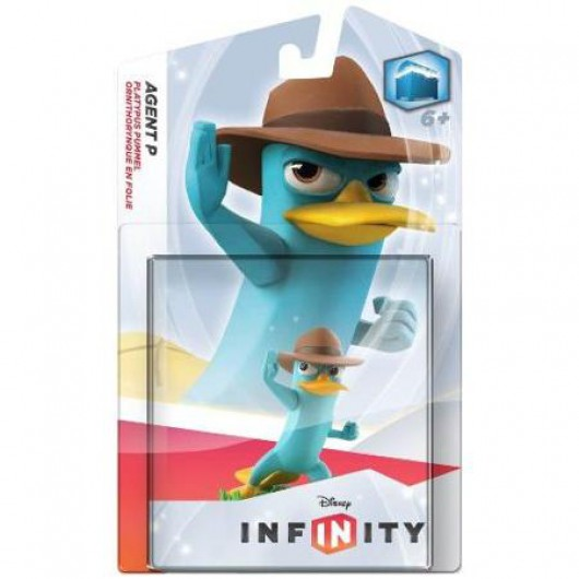 Agent P - Packaging