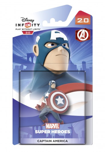 Captain America - Packaging (EU)