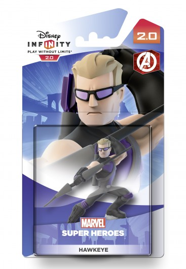 Hawkeye - Packaging (EU)