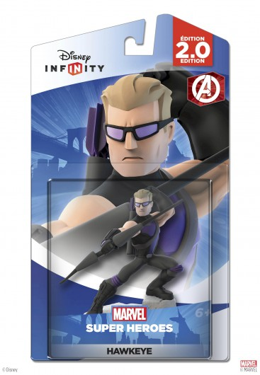 Hawkeye - Packaging