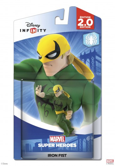 Iron Fist - Packaging