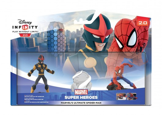 Spider-Man Play Set - Packaging (EU)
