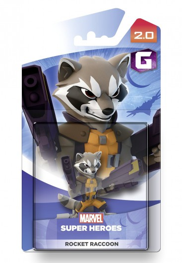 Rocket Raccoon - Packaging (EU)