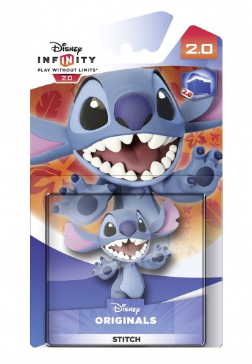 Stitch - Packaging (EU)
