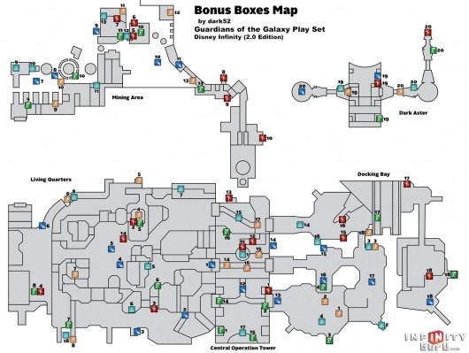 Infinity Guru - Play Sets - Guardians of the Galaxy - Bonus Bo on
