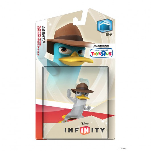 Infinite Agent P - Packaging