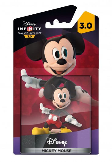 Mickey Mouse - Packaging (EU)