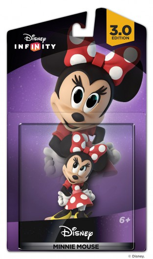Minnie Mouse - Packaging