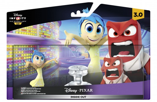Inside Out Play Set - Packaging (EU)