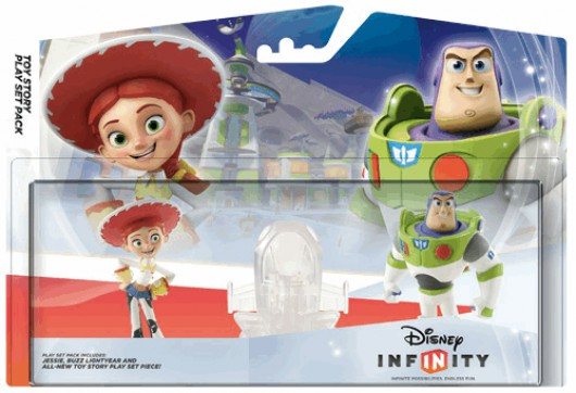 Toy Story in Space Play Set - Packaging (EU)