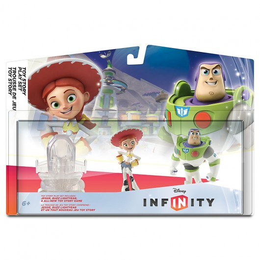 Toy Story in Space Play Set - Packaging