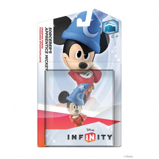 Sorcerer's Apprentice Mickey - Packaging